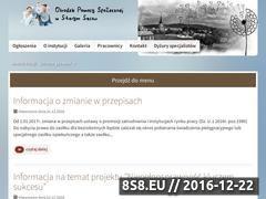 Miniaturka starysacz.naszops.pl (Pomoc społeczna 500+)