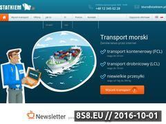 Miniaturka domeny www.statkiem.pl
