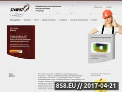 Miniaturka domeny stawoz.pl