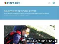 Miniaturka domeny www.stayandplay.pl