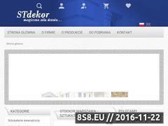 Miniaturka domeny stdekor.pl