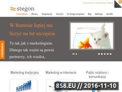 Miniaturka domeny stegon.pl