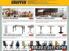 Miniaturka domeny www.stema-meble.com
