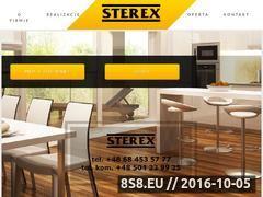 Miniaturka domeny sterex.com.pl