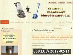 Miniaturka domeny www.stolarbud-warszawa.pl