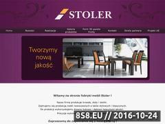 Miniaturka domeny www.stoler.pl