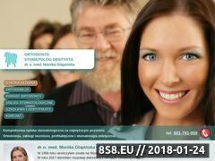 Miniaturka domeny www.stomatolog-poznan.pl