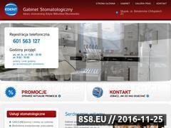 Miniaturka domeny stomatolog-slupsk.com