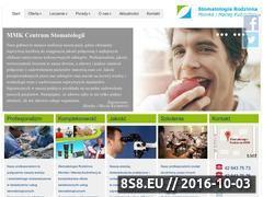 Miniaturka domeny www.stomatologia-mmk.pl