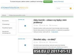 Miniaturka domeny stomatologiainfo.eu