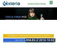 Miniaturka domeny storio.pl