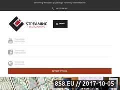 Miniaturka domeny streaming-warszawa.pl