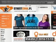 Miniaturka domeny www.streetcore.pl