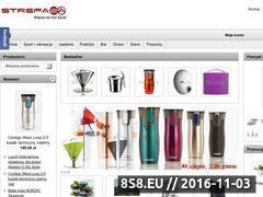 Miniaturka domeny www.strefa2a.com