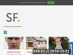 Miniaturka Portal dla mężczyzn (strefafaceta.eu)