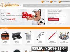 Miniaturka domeny www.strefagadzetow.pl