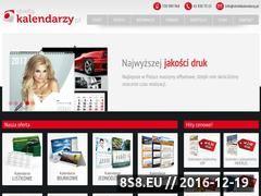 Miniaturka domeny www.strefakalendarzy.pl