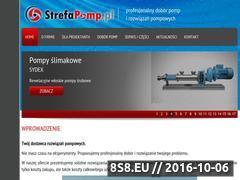 Miniaturka domeny strefapomp.pl