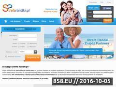 Miniaturka domeny www.strefarandki.pl