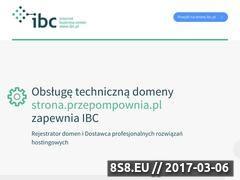 Miniaturka domeny strona.przepompownia.pl
