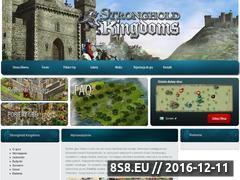 Miniaturka domeny stronghold-kingdoms.pl