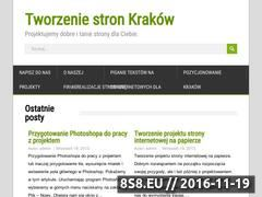 Miniaturka domeny www.stronykrakow.com.pl