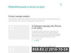 Miniaturka domeny www.stronynaplus.katowice.pl