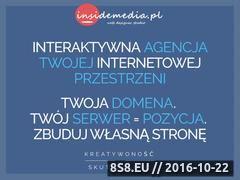 Miniaturka Projektowanie Stron Internetowych Wejherowo (stronywejherowo.pl)