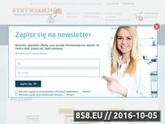 Miniaturka domeny www.strywald.pl