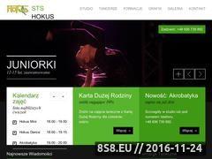 Miniaturka domeny stshokus.pl