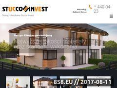 Miniaturka stucco-invest.pl (Domy na sprzedaż Nowy Sącz)