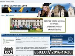 Miniaturka domeny www.studiapoznan.com