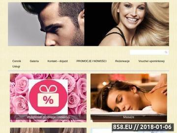 Zrzut strony Salon kosmetyczny Stalowa Wola - tipsy, masaż, depilacja, makijaż