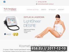 Miniaturka domeny studio-sylwia.pl