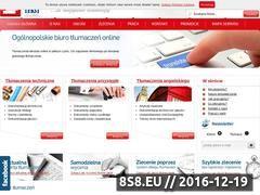 Miniaturka domeny www.studio-tekst.com.pl