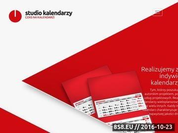 Zrzut strony Notesy i kalendarze reklamowe - StudioKalendarzy.pl