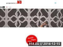Miniaturka domeny www.studiopaparazzi.pl