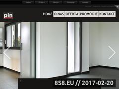 Miniaturka domeny www.studiopin.pl