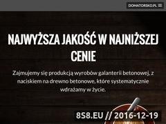 Miniaturka domeny www.stylandia.pl