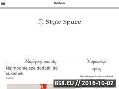 Miniaturka domeny stylespace.pl