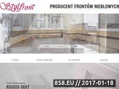 Miniaturka domeny stylfront.pl