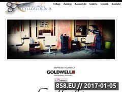 Miniaturka domeny www.stylizatornia.wroclaw.pl
