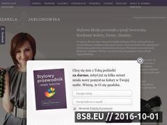 Miniaturka domeny www.stylowamoda.pl