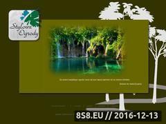 Miniaturka domeny www.stylowe-ogrody.pl