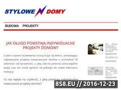 Miniaturka domeny stylowedomy.com.pl