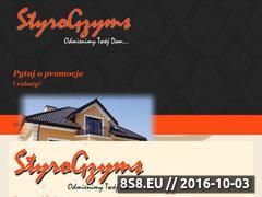 Miniaturka domeny styro-gzyms.pl