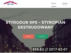Miniaturka domeny styrodurxps.pl