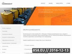Miniaturka domeny suchesciany.pl