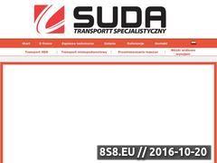 Miniaturka domeny www.suda.com.pl