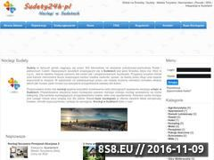 Miniaturka domeny sudety24h.pl